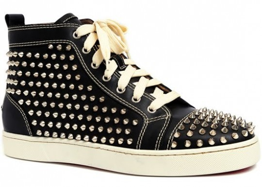 Изображение 10. Louis Sneaker от Christian Louboutin.. Изображение № 7.