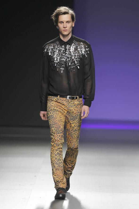 Madrid Fashion Week A/W 2012: Maria Escote. Изображение № 12.