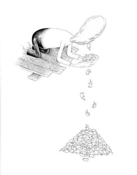 Искусство Джеффа Ладусера. Изображение № 21.