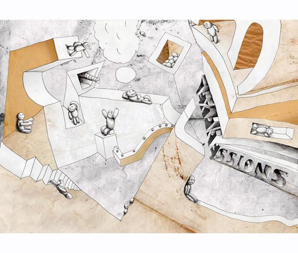 Личный опыт: 5 российских иллюстраторов, которые работают для зарубежных проектов. Изображение № 26.