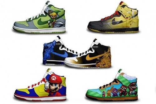 Nike Custom. Изображение № 10.