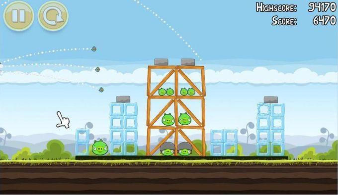 В Голливуде работают над мультфильмом об Angry Birds . Изображение № 1.