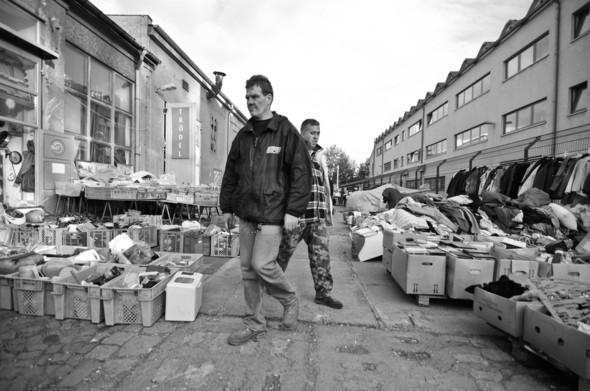 Берлинские барахолки. Treptower Flohmarkt. Изображение № 11.