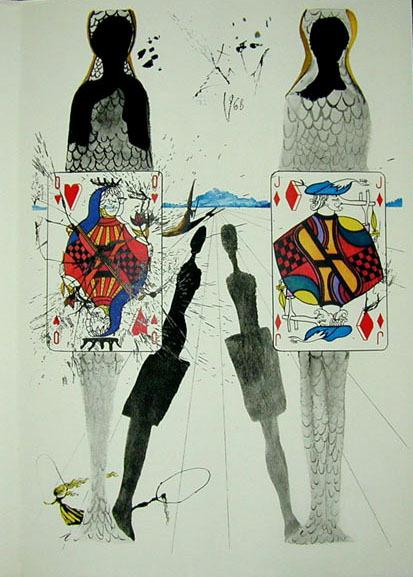 Сюрреалистическая Алиса. Изображение № 7.