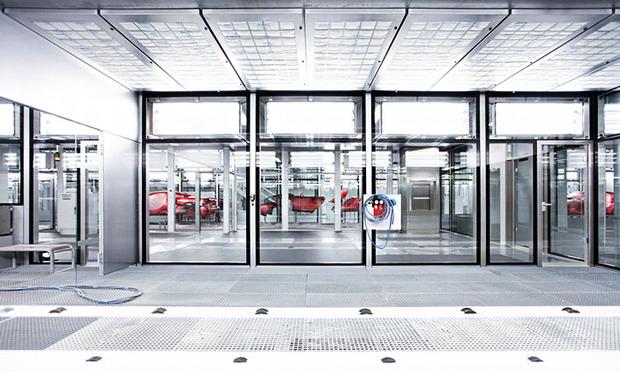 Технологический центр McLaren. Изображение № 6.