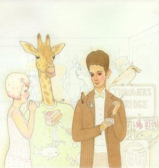 Детский иллюстратор Lilly Piri, любительница конвертов. Изображение № 6.