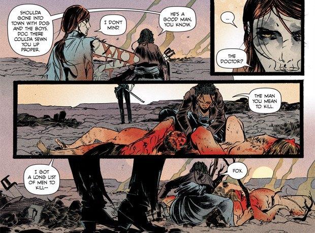 Что читать: 10 новых комиксов. Изображение № 17.