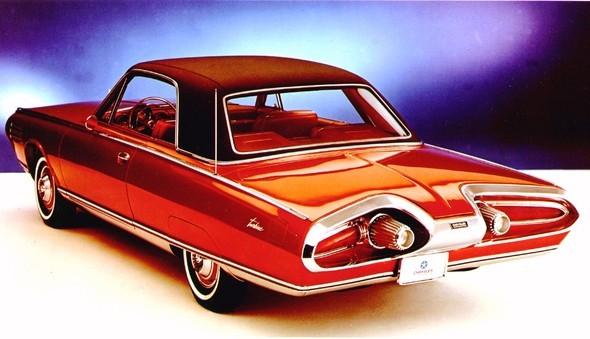 Эталон стиля и роскоши: Chrysler. Изображение № 10.