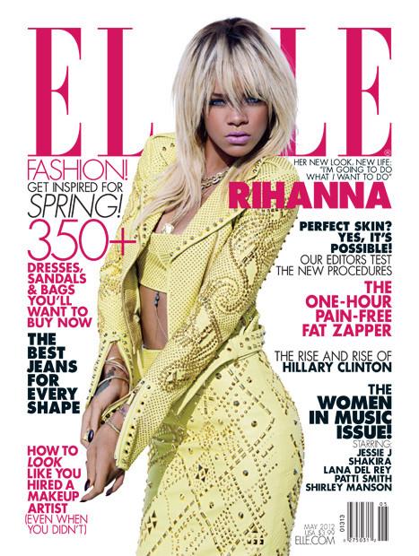 Обложки: Vogue, Elle, Dress to Kill и другие. Изображение № 7.