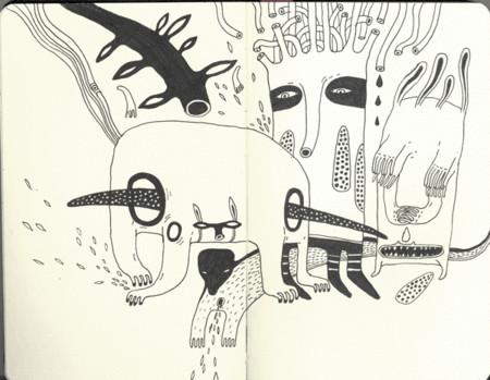 Фантасмагория Tineidae. Изображение № 73.