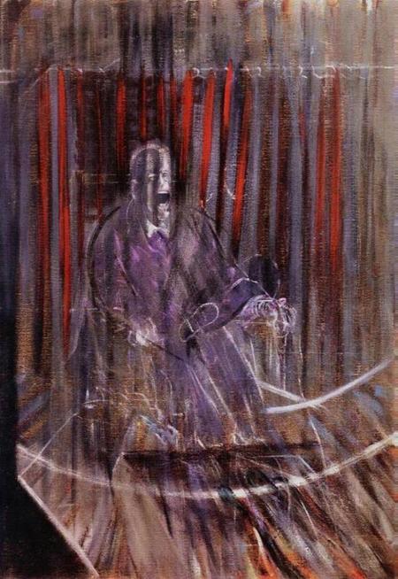 Мрачный мирФрэнсиса Бэйкона. Изображение № 4.