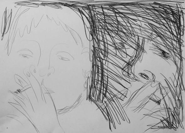 Победители конкурса «Черно-белые портреты». Изображение № 12.