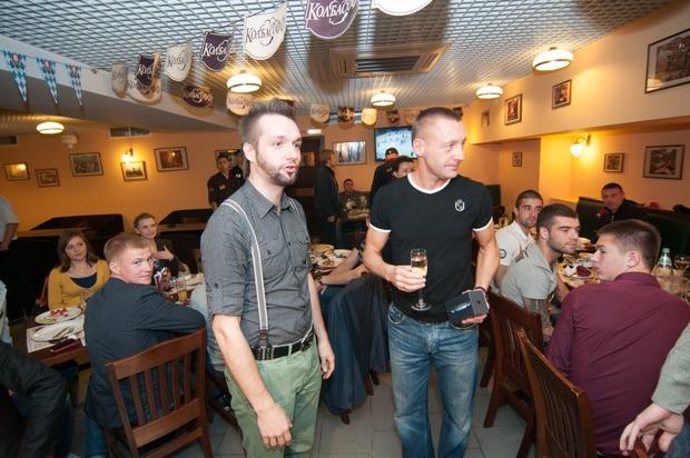 """Андрей Тихонов отпраздновал день рождения в ресторане """"Колбасофф"""". Изображение № 4."""