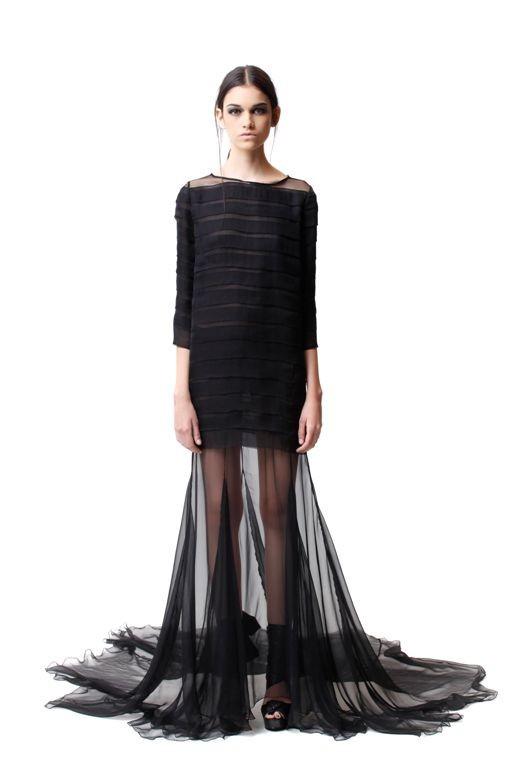 Эксклюзивные вечерние платья коллекции LUBLU Kira Plastinina. Изображение № 3.