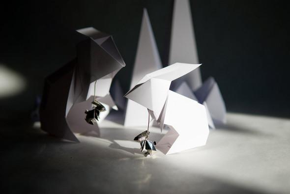 Origami Jewellery. Изображение № 2.