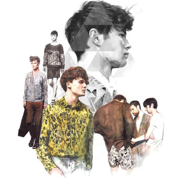 Fashion Illustration. Изображение № 2.