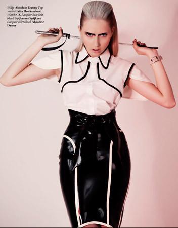 Съёмка в зимнем номере Vestal Magazine. Изображение № 83.