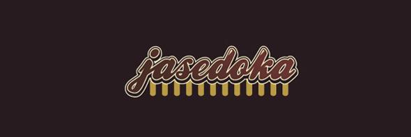 День шоколада. Вкусные шоколадные логотипы. Изображение № 3.