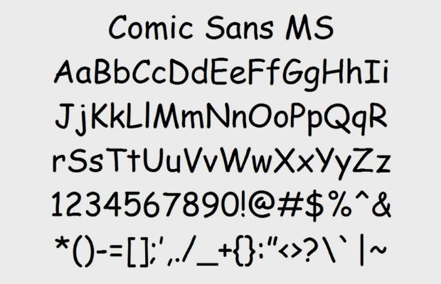 Как возник самый ненавистный шрифт  в истории. Изображение № 2.