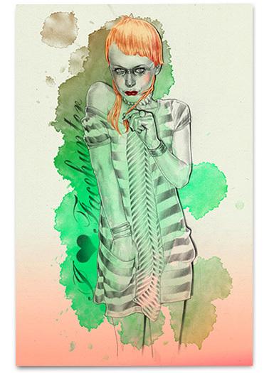 Иллюстратор Лиса Лева. Изображение № 4.