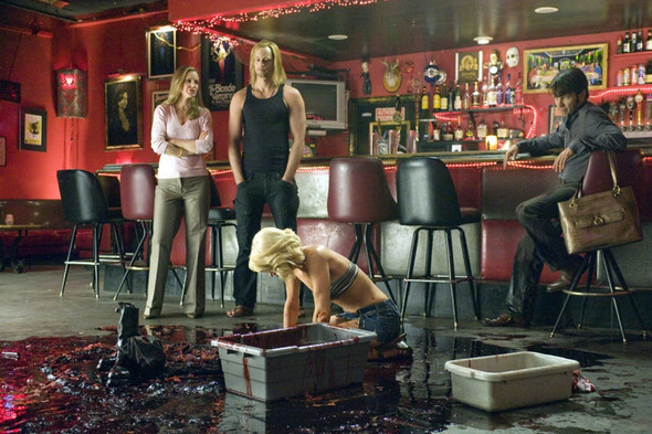 Real blood is for suckers. True Blood. Изображение № 9.