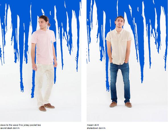 Изображение 40. Obey Весна/Лето 2011.. Изображение № 19.