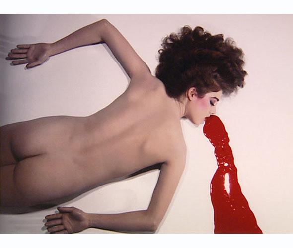 Части тела: Обнаженные женщины на фотографиях 70х-80х годов. Изображение № 35.