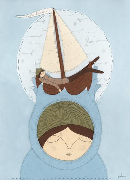 """I dream ofthe ocean."". Изображение № 24."
