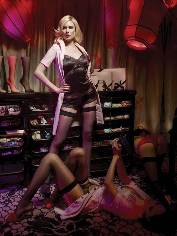 Agent Provocateur 2010: The Classics, Swimwear, Jewelry. Изображение № 4.