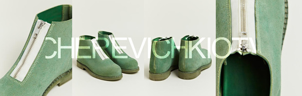 "THE NAME CHEREVICHKIOTVICHKI // STANDS FOR ""A SHOE BY VICTORIA"". Изображение № 1."