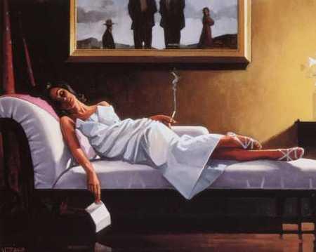 Jack Vettriano. Изображение № 12.