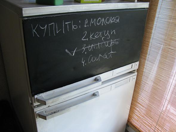 Школьная доска излюбой поверхности. Изображение № 1.