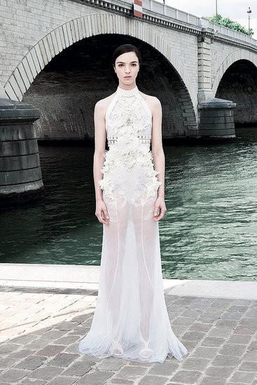 Изображение 20. Показана новая кутюрная коллекция Givenchy.. Изображение № 3.