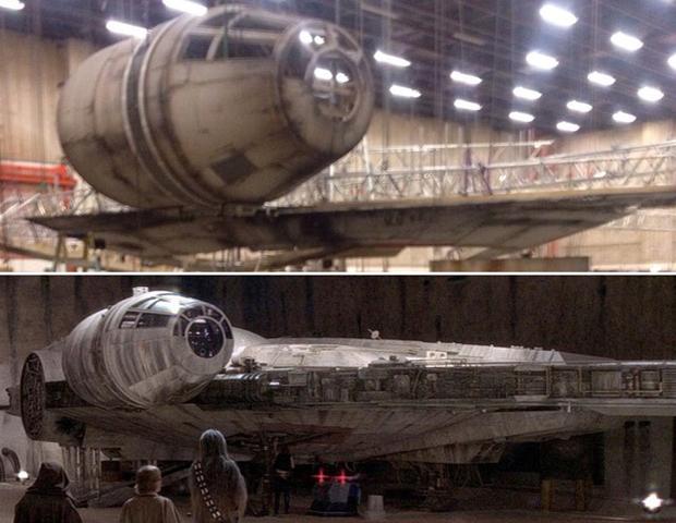 Абрамс опроверг появление судна Хана Соло в новых «Звёздных войнах». Изображение № 1.