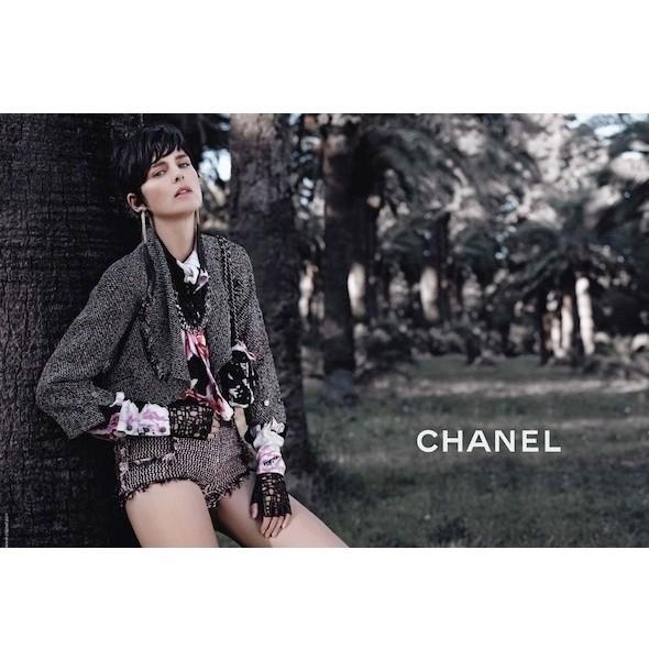 Изображение 6. Рекламные кампании: Chanel, Donna Karan, Stella McCartney и другие.. Изображение № 6.