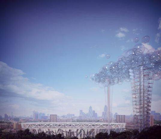 «Электронное облако» над Лондоном. Изображение № 5.
