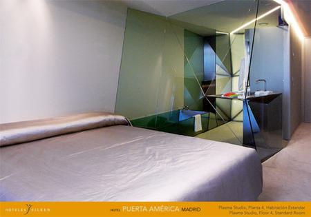 Hotel Puerta America Madrid. Изображение № 8.
