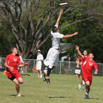 Летающие тарелки? (Ultimate Frisbee). Изображение № 9.