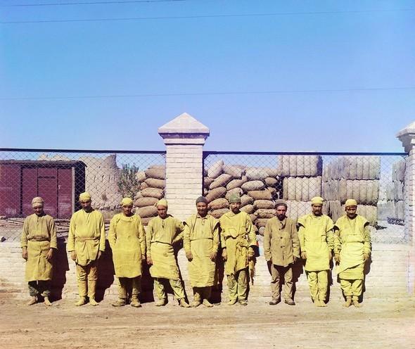 Цветные фотографии России в период с 1904-1916. Изображение № 11.