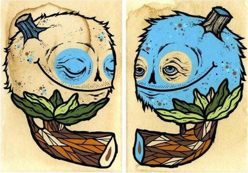 Лучшие иллюстрации, арт, графити и все, что можно с этим сравнить. Изображение № 7.