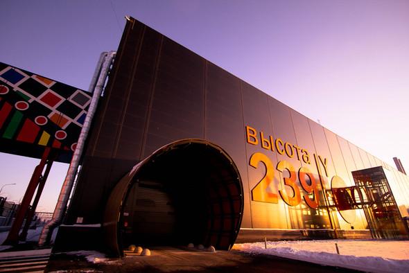 Цех «Высота 239» ЧТПЗ назван произведением искусства!. Изображение № 3.