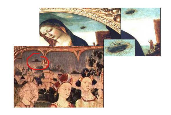 Необычные наблюдения в предметах искусства. Изображение № 11.