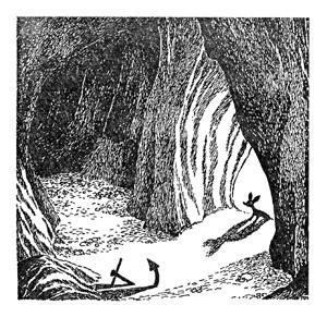 Этот волшебный Мумми-тролль. Изображение № 11.