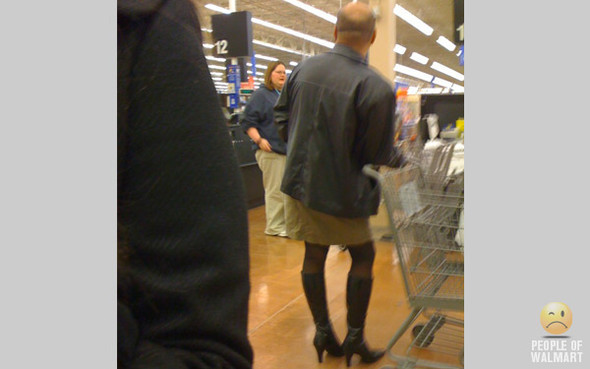 Покупатели Walmart илисмех дослез!. Изображение № 42.