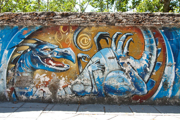 Граффити andaluz. Изображение № 7.