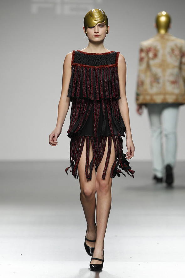 Madrid Fashion Week A/W 2012: David del Rio. Изображение № 14.