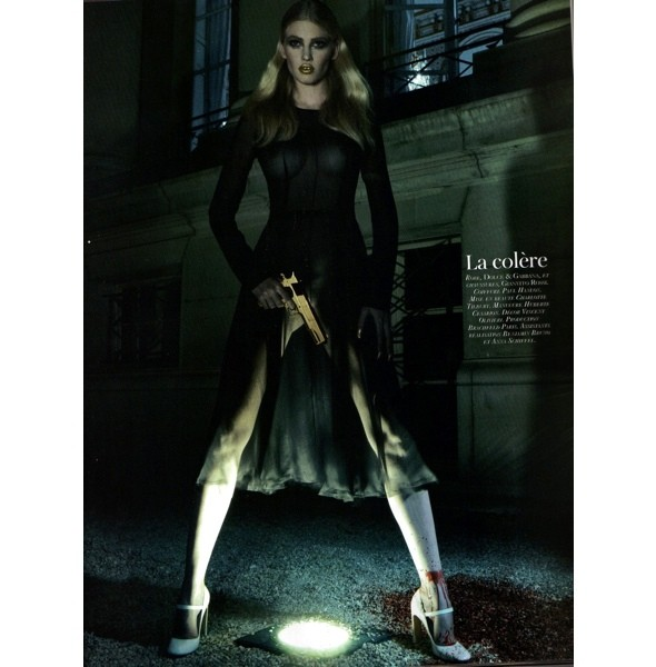 5 новых съемок: Interview, Purple Fashion и The Gentlewoman. Изображение № 26.