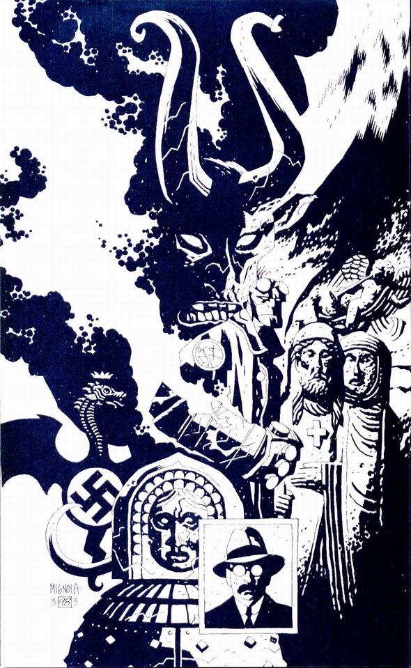 Hellboy. Изображение № 26.