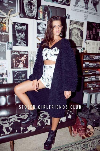 Кампания: Stolen Girlfriends Club FW 2012. Изображение № 5.