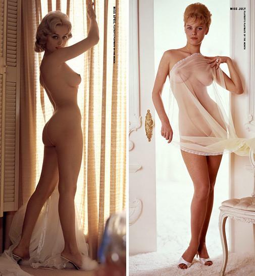 Части тела: Обнаженные женщины на фотографиях 50-60х годов. Изображение № 197.